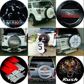 Ford Ecosport/Rush/Terios/Taft/Cover/Sarung Ban Rohman#Superman  makin