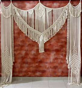 Macrame handmade products