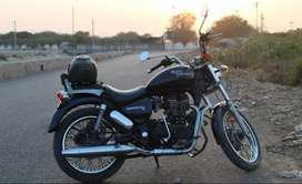 Royal Enfield Thunderbird in well maintained condition#100% genuine