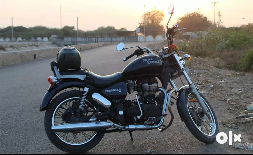 Royal Enfield Thunderbird in well maintained condition#100% genuine 0