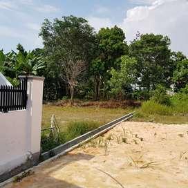 Dijual tanah 25x20 di kualu Tarai Kampar.