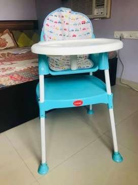 LuvLap 3 in 1 Covertible Feeding Chair