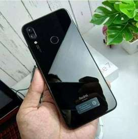 Mi note 7s 4gb/64gb 48mp camera FHD+ good condition.exchang interested