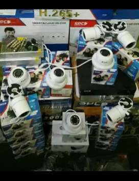 Paket lengkap CCTV harga murah (di area Depok