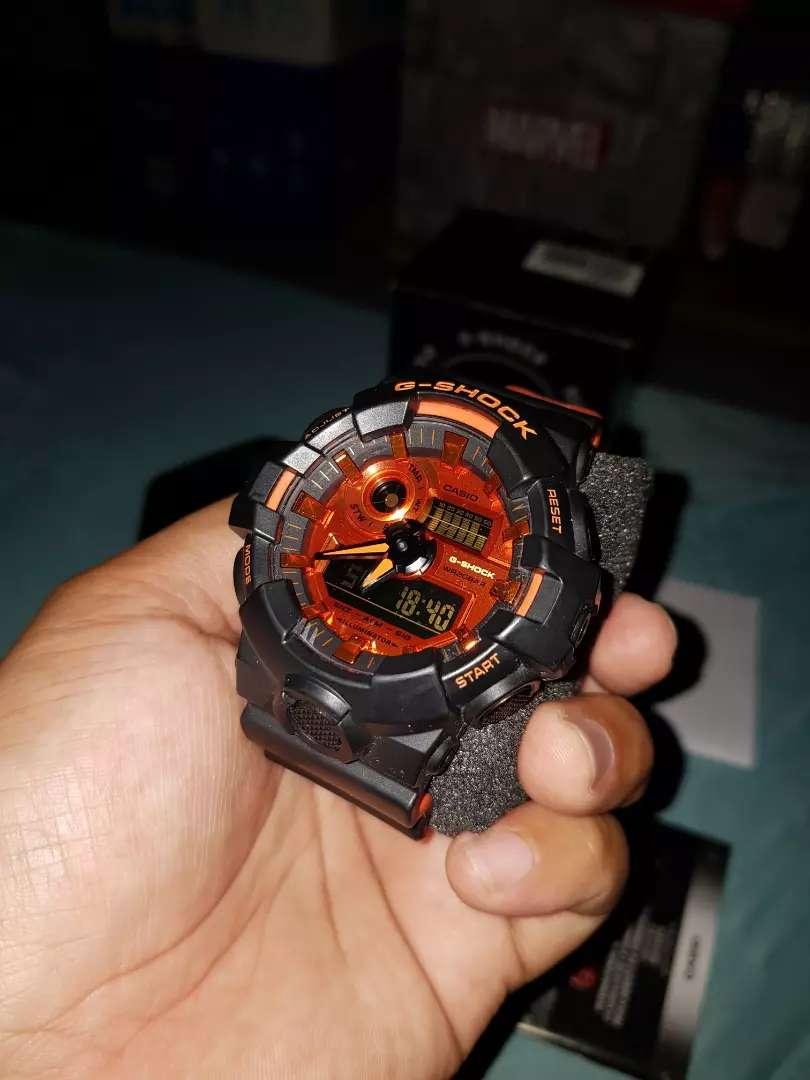 Jam tangan G Shock GA 700BR-1ADR