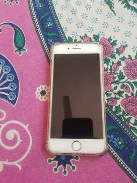 Sell iPhone 6s rose gold well maintained