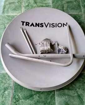 Nikmati hiburan terlengkap Trãnsvision HD semua paket ada luar dalam
