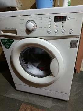 LG washing machine 5.5 kg