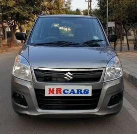 Maruti Suzuki Wagon R LXI BS IV, 2013, Petrol