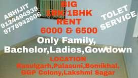 1RK/1BHK House(6000 To 6500) Near Palasuni To Lakshmi Sagar