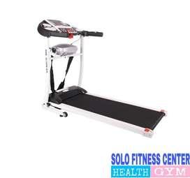 Paling laris dan bergaransi 1 tahun (Treadmill listrik VENICE)2 fungsi