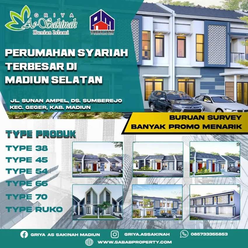 Rumah Mewah Griya As-Sakinah
