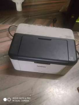 Brother xl1200 printer less used