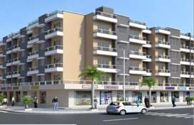 Book now under construction flat for sale in ideal park, Umroli East