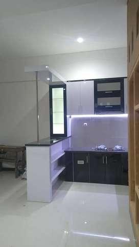 DOV kitchenset minibar partisi ruangan dipan interior furniture