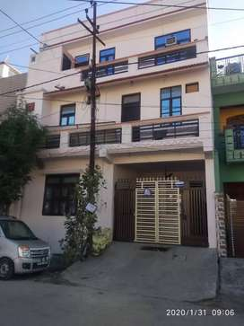 2 BHK @12000 with indipendent entery Awas vikas near AIIMS Rishikesh