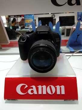 Ready stock Kamera Canon EOS1500D mau cicil tanpa kartu kredit bisa