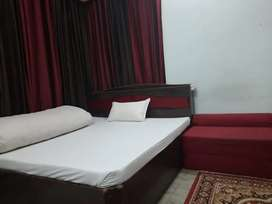 PG available for service class preferred Fully furnished