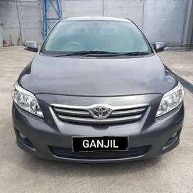 Toyota Corolla All New Altis G 1.8 AT 2008