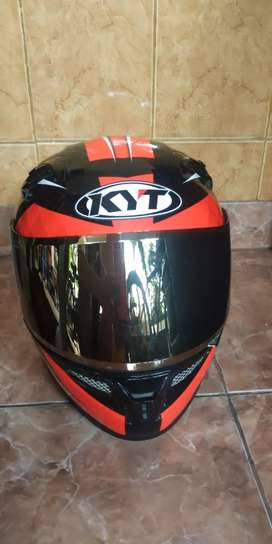 Helm KYT K2R Red Diamond