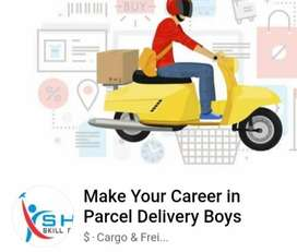 Need Noonmati delivery boy from shivangani logistic