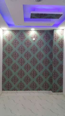 2 bhk semi furnished ready to move builder floor with lift and parking