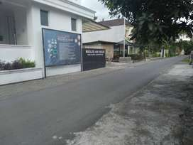 Lokasi Utara Jogja Bay, Dijual Kapling Pecah Bidang 4 Unit Ber-SHM