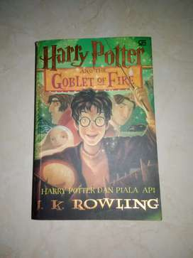 Jual buku Harry Potter and the goblet of fire