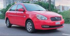 Hyundai Verna VGT CRDi ABS, 2007, Diesel