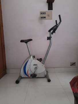 BH Fitness H283 upright excercise bike