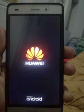 Huawei p8 lite all ok good condition new battery fitted