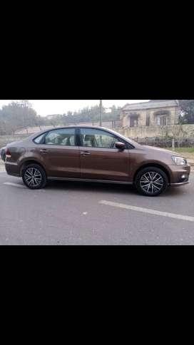 Volkswagen Vento 1.2 TSI Highline AT, 2019, Petrol