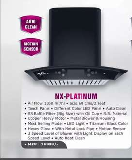 Nexus platinum chimney