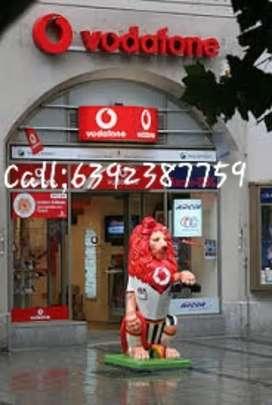 Hiring in Vodafone Head Office