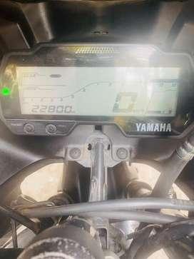 Yamaha r15 verison 3