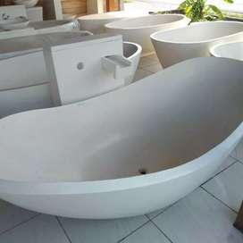 Bathtub Terazzo Indah Menawan I Marmer Terazzo