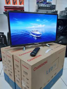 "PROMO BULAN INI !!! CHANGHONG LED TV 24"" INCH USB MOVIE"