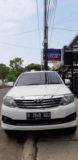 FORTUNER G 2.5 diesel 2011 a/t