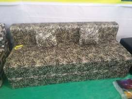 Extra comfortable foam based sofa cum bed @2899