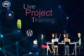 Live Project Training for BCA, MCA, B.Sc[I.T], M.Sc[I.T] Students