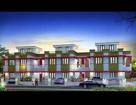 independent customized villas for sale at palakkad