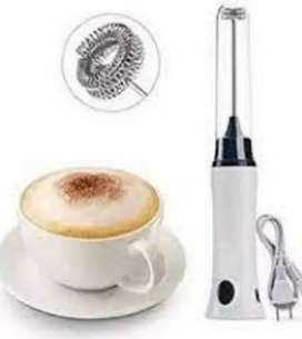 Electric Rechargable Foamer Coffe & Egg Beater