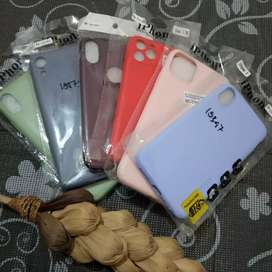 Softcase iphone