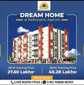 2Bhk & 3 flats sell