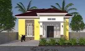 Rumah Baru minimalis mewah harga termurah di ujung pandang 1