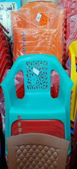 Leader company plastic chair and Table
