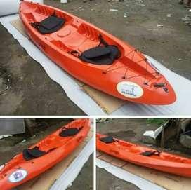 Perahu Wisata / Kano / Kayak - Double