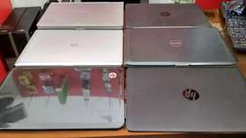 All brands used Laptops with excellent condition with warranty / bill