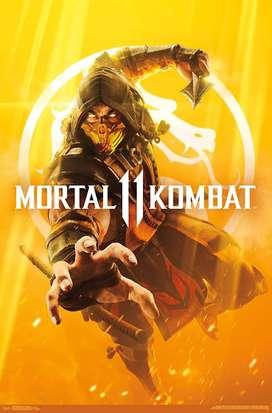 Jual Mortal Kombat 11 Untuk PC Laptop