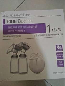 Dijual new electrik pompa Asi Realbubee